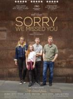 Sorry We Missed You poster