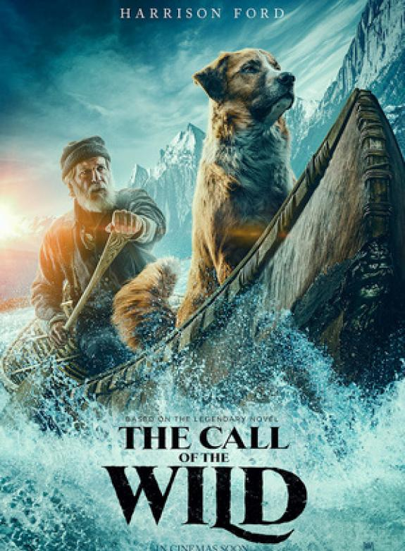 The Call of the Wild - Skriet från vildmarken (Sv. tal) poster